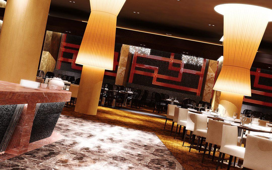 Éttermek kávézók és vendéglátóhelyek tervezése