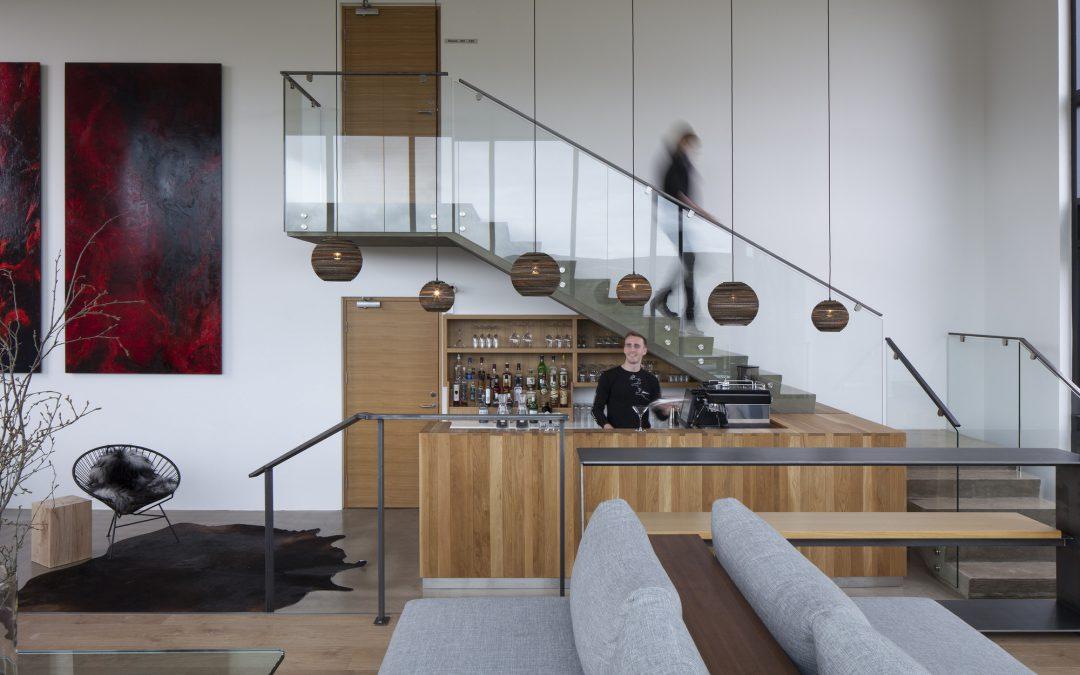 Ion Hotel | Izland | Környezet és enteriőr tökéletes harmóniája