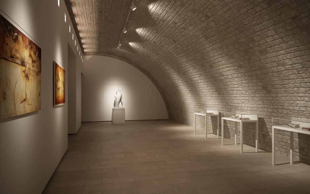 Múzeumi terek tervezése